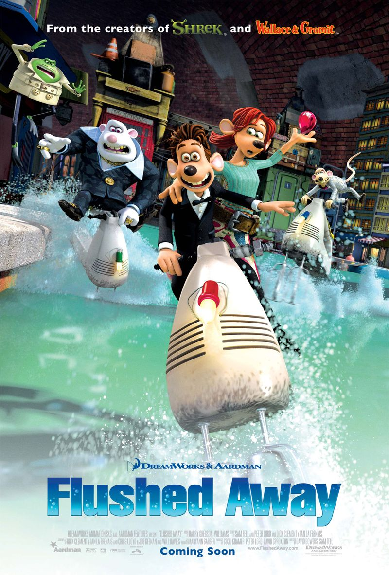 retro review flushed away � the soothsayer review archive