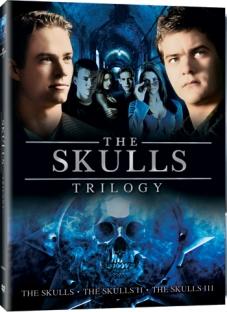 The Skulls trilogy DVD