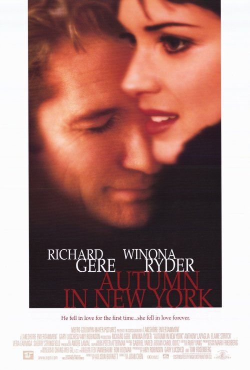 Retro Review: Autumn in New York