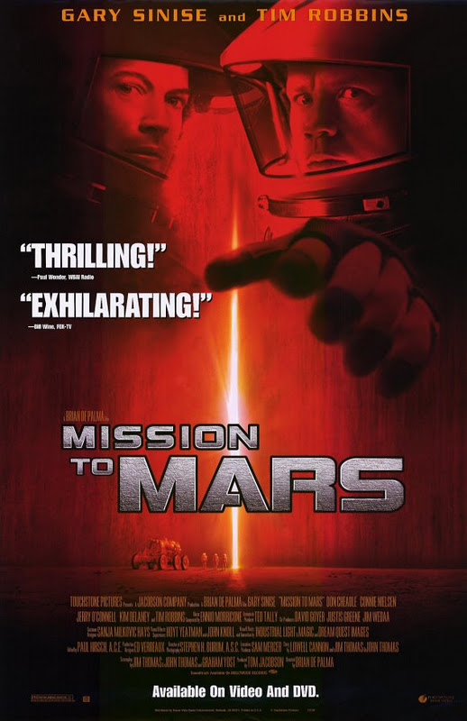 Retro Review: Mission to Mars