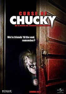 The upcoming sixth Chucky film coming next year straight to DVD.