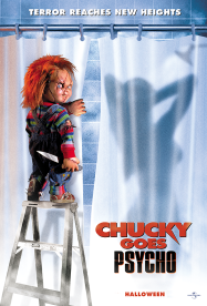 My personal fave mock Chucky poster!