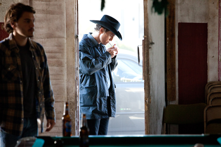 Matthew McConaughey as Killer Joe Cooper in ``Killer Joe.''